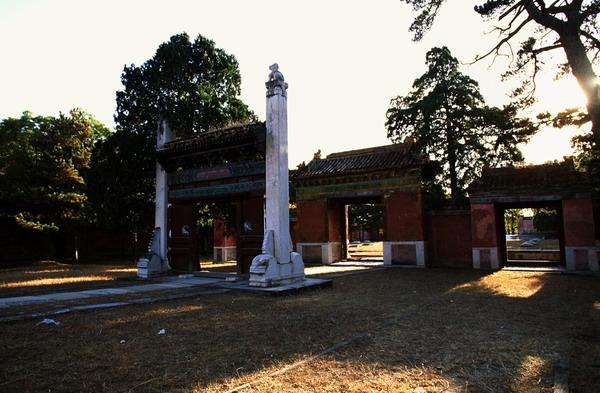 古代建筑图片 中华图片图 门楼