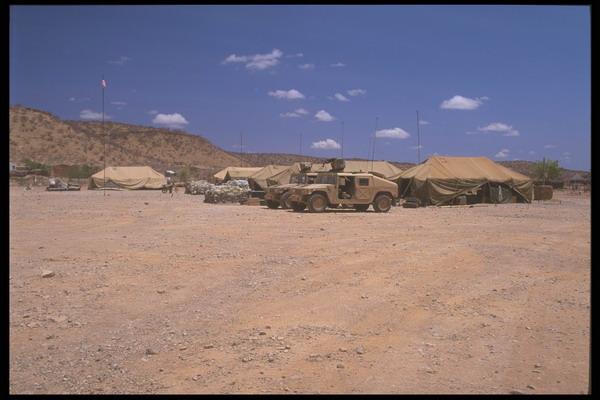 沙漠军事_