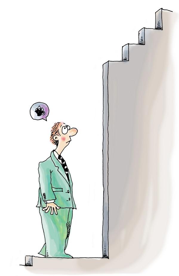 寓意漫画图片-广告创意图墙壁漫画人物,广告漫画花千胃图片