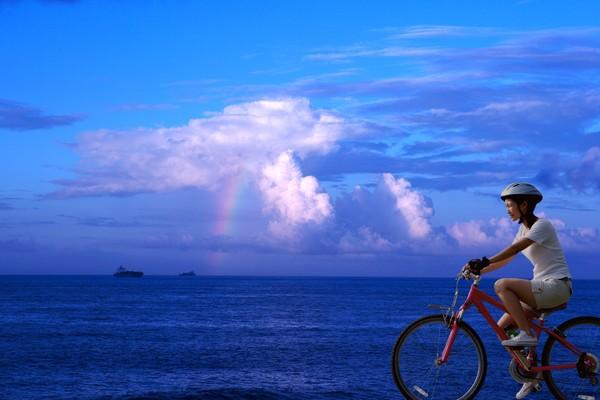 自行车 运动 骑行 亲子休闲脚踏车-休闲-休闲,亲子休闲脚踏车