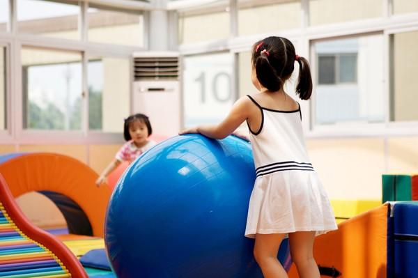 儿童-儿童启蒙 球体 幼儿园学生 空调