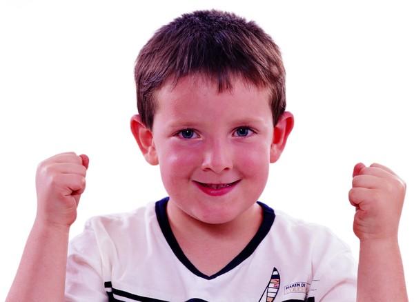 小孩 加油 拳头 儿童表情-儿童-儿童,儿童表情