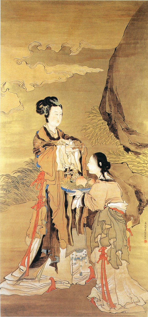 1C0399,人物名画图片 中国传世名画图,中国传世名画,人物名画,