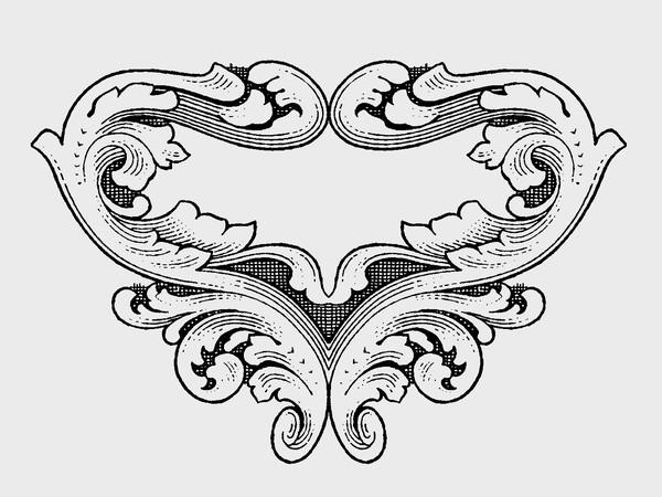 图纹 花式 花样 古代图案花纹-中国民间艺术-中国民间艺术,古代图案