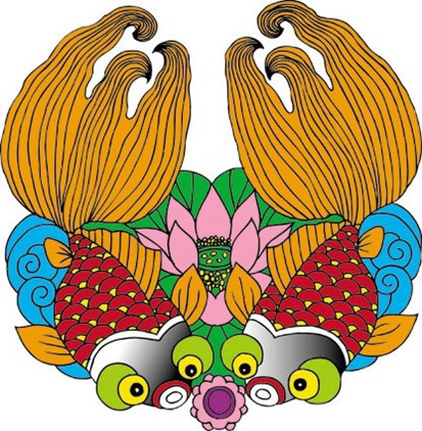 吉祥动物-中国民间艺术-中国民间艺术,吉祥动物