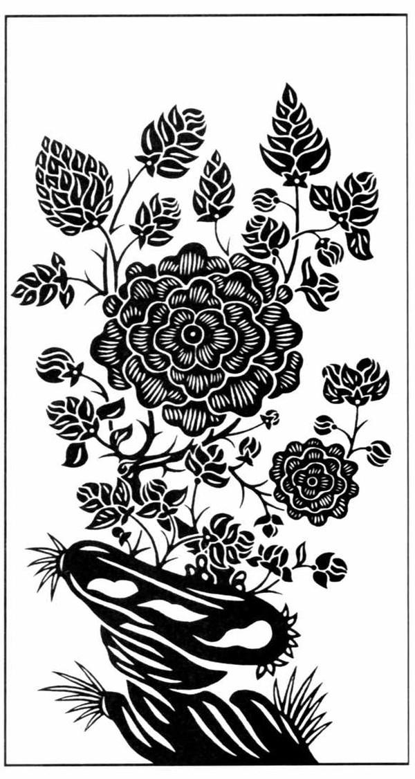 现代图案花纹图片-中国民间艺术图