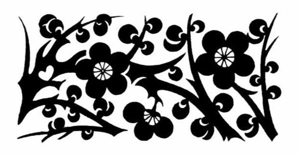 现代图案花纹-中国民间艺术-中国民间艺术