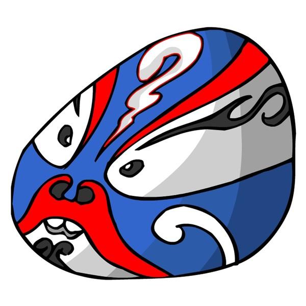 脸谱-中国民间艺术-中国民间艺术,脸谱