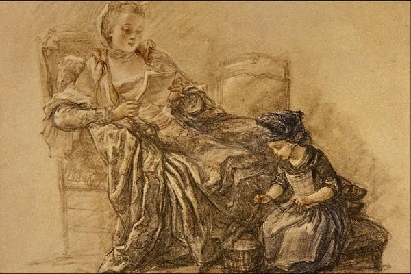 素描头像步骤解析[组图] - 石墨閣画廊 - 石墨閣画廊--雨濃的博客