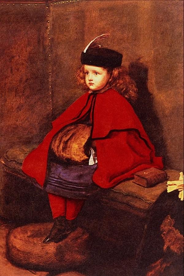 肖像油画图片 国外传世名画图,国外传世名画,肖像油画