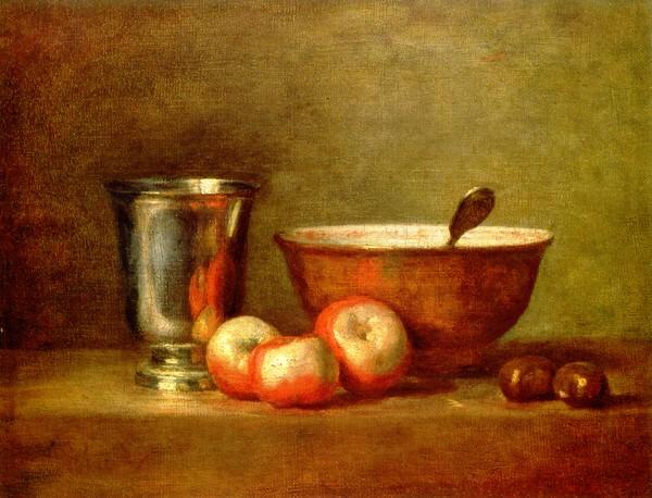 水果 素描 静物