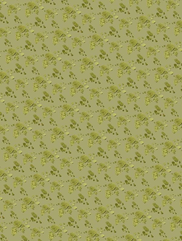 背景图 碎花 墨绿 古典背景-设计组件素材-设计组件素材,古典背景