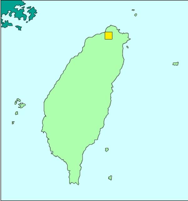 中国地图简笔画彩色