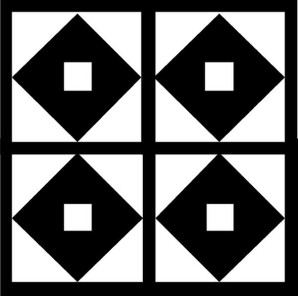 正方形长方形简笔画欣赏_正方形长方形简笔画相关