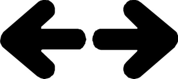 双向箭头素材图片展示_双向箭头素材相关图片下载