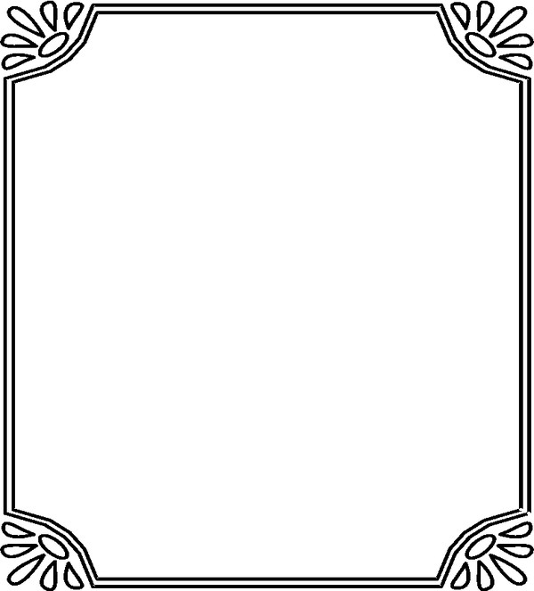 商标-边框背景-边框背景