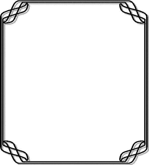ppt 背景 背景图片 边框 模板 设计 相框 600_668