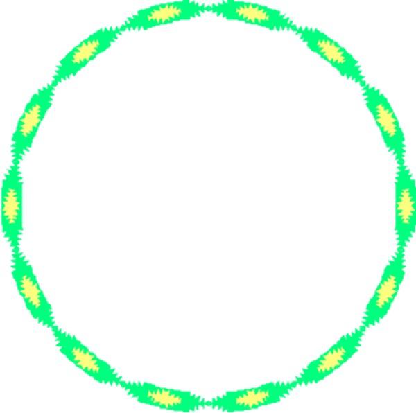 圈圈-边框背景-边框背景,圈圈