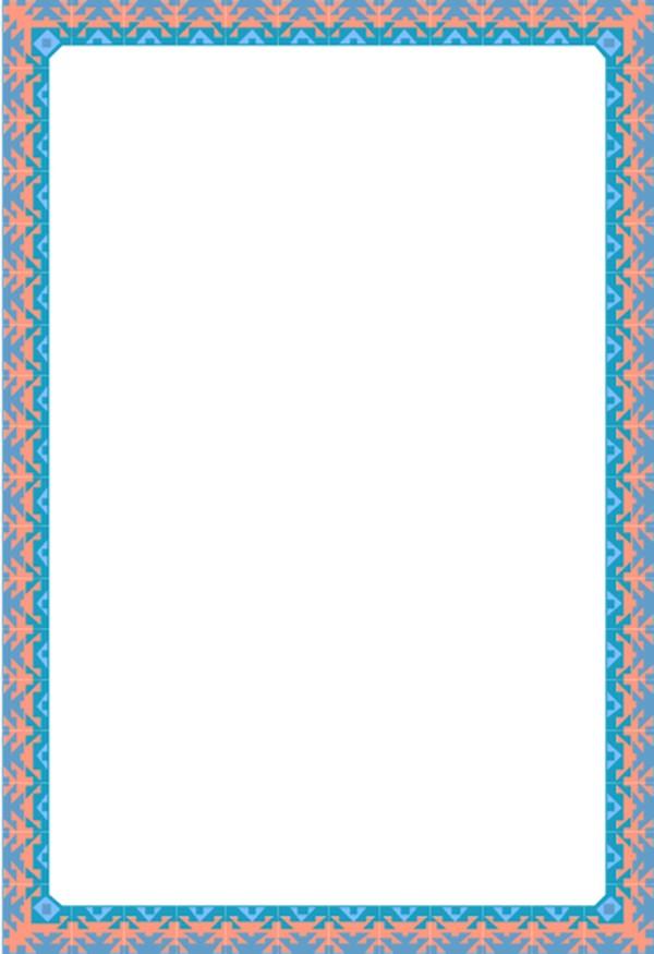 ppt 背景 背景图片 边框 模板 设计 相框 600_875 竖版 竖屏