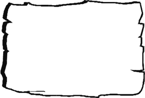 黑白花纹狗黑白花纹素材黑白边框花纹_点力图库