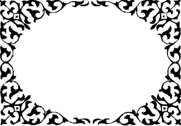 ppt 背景 背景图片 边框 模板 设计 相框 600_416