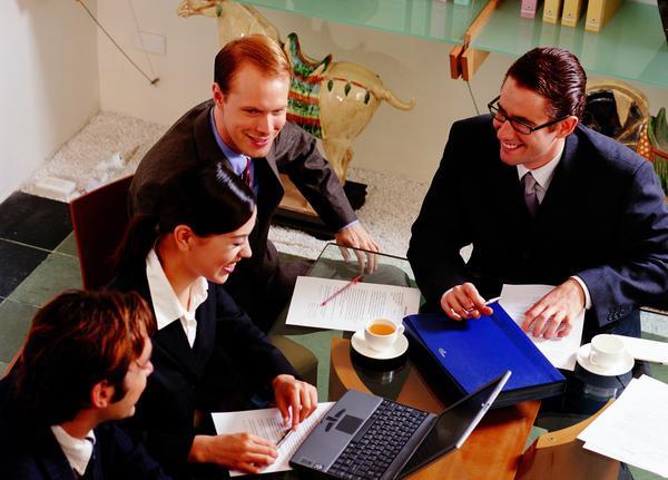 办公场景图片 商业金融图 团队 合作 精神,商业金融,办公场...