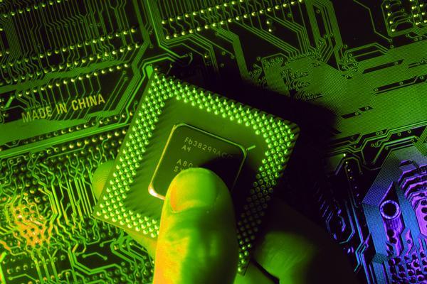 集成 电路 cpu 板卡芯片-科技-科技,板卡芯片
