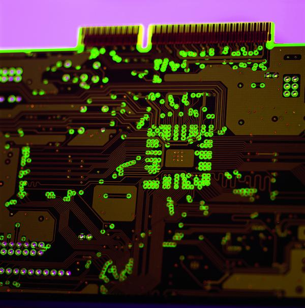 芯片 高科技 产品 板卡芯片-科技-科技