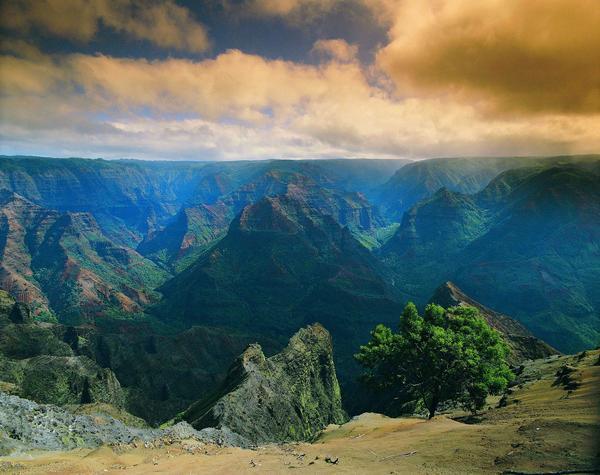 山水剪影图片 自然风景图 岩石 奇观 锋利,自然风景,山水剪影