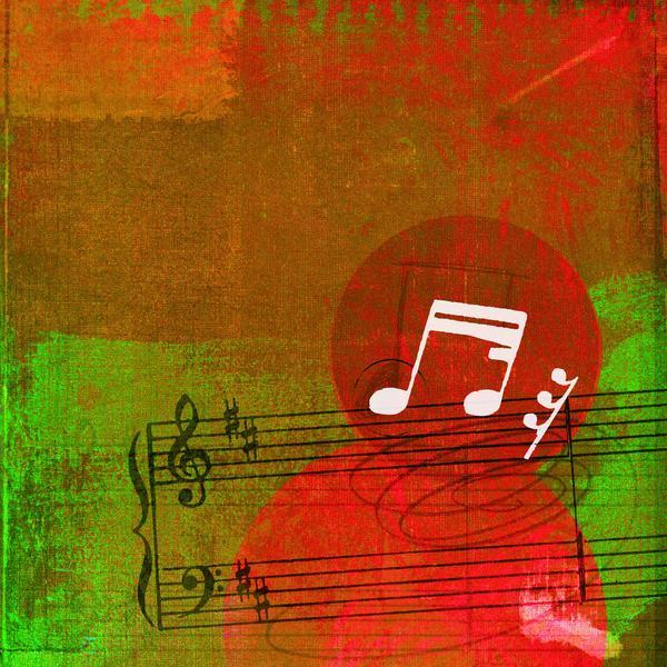 简谱中常用的音乐记号