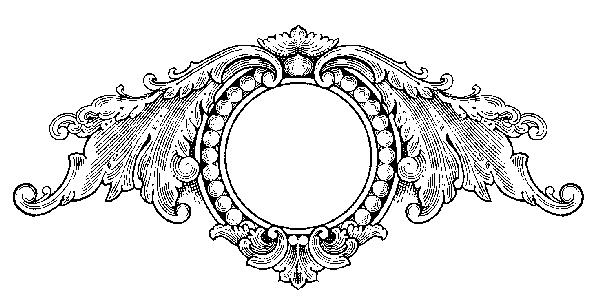 圆形 镜饰 颗粒 古代图案花纹-中国图片-中国图片