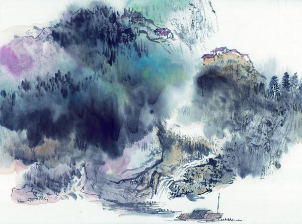 『原』五律:【禅】 - 卓之香 - 『文学醉馨园』孔卓人