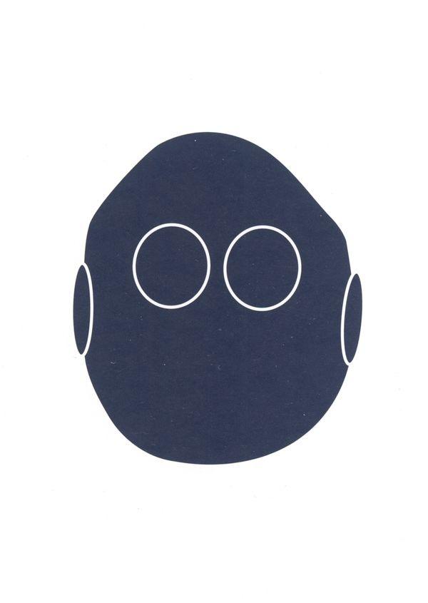 世界设计大师-姚尔丹 面具 眼睛 耳朵