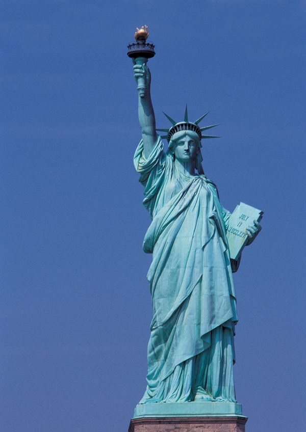 女神像 美国的标志 环游世界-建筑-建筑,环游世界