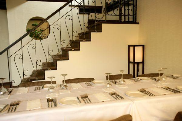 楼梯 复式楼 环艺 装修 铁艺 餐饮空间-饮食-饮食,餐饮空间