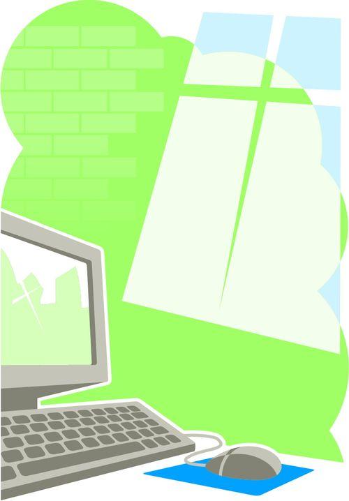 淡绿色背景素材竖
