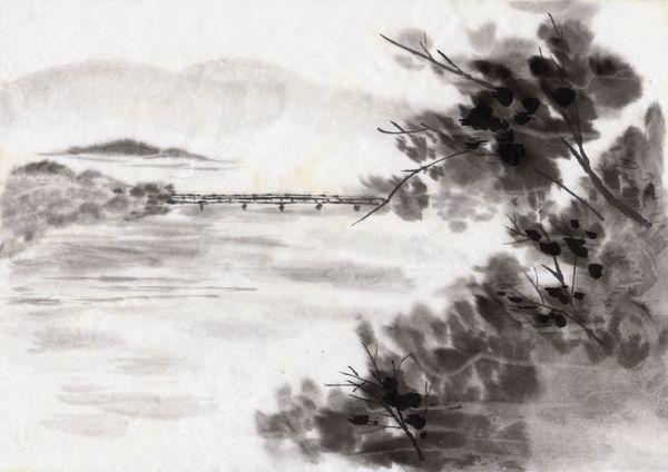 古代风景图片-民族文化图