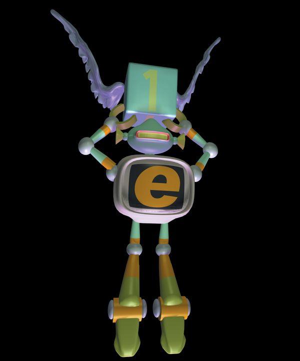资讯天堂图片-电脑科技图 机器人 大脑 科技,电