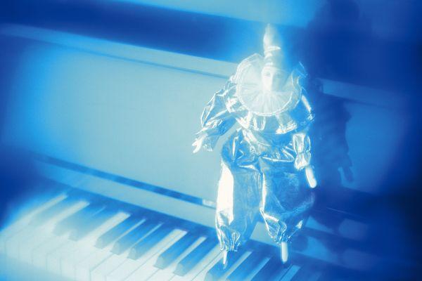 钢琴 琴键 人物造型 古典音乐-静物系列-静物系列,古典音乐