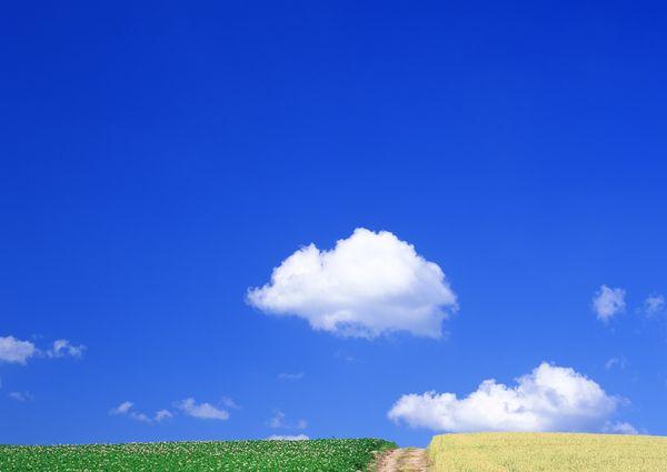 大地白云图片-风景全集图,大地白云,天空彩云