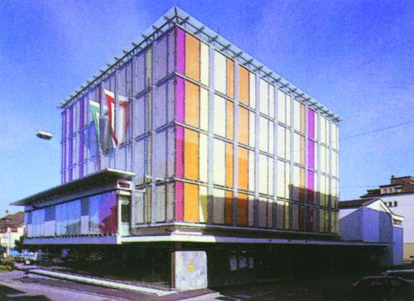 世界建筑设计-瑞士 风格 主体 外观