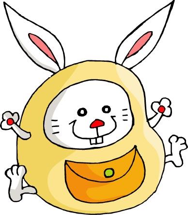 兔子 卡通形象-动物-动物,卡通形象,animals,catoon images