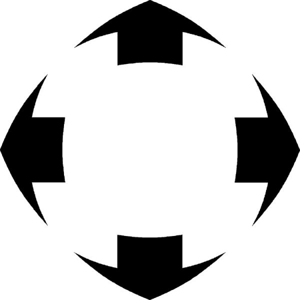 qq可爱的箭头符号图片