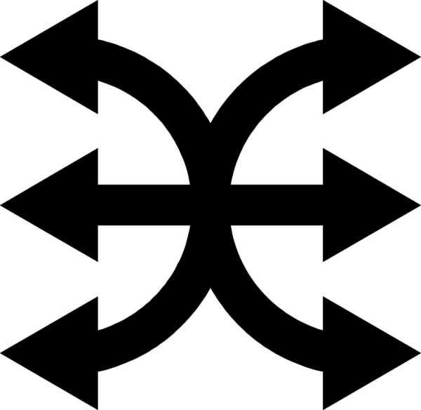 qq透明头像符号