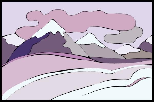 山水图片-自然风景图,自然