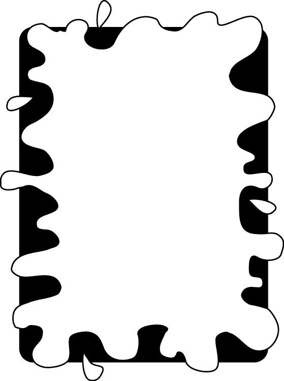 瑜加简单创意边框 图片合集