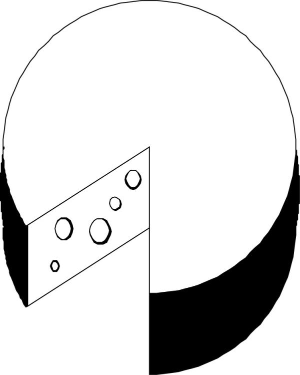 麦穗手绘简笔画