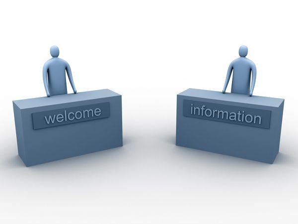 概念人物图片 商业金融图 办公桌 工作人员 前台,商业金融,...