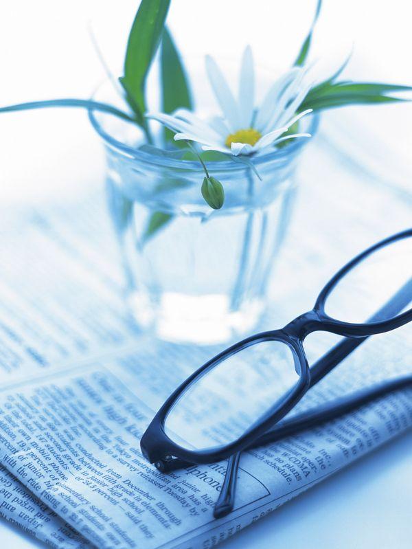 商业事物图片 商业金融图 插花 眼镜 环境,商业金融,商业事...