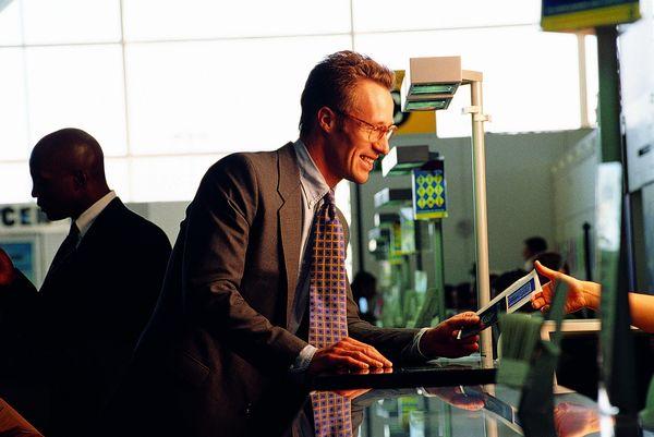 商旅生活图片 商业金融图 前台 机票 签证,商业金融,商旅生...
